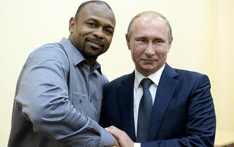 Ганебна поразка «росіянина» Роя Джонса-молодшого вМоскві