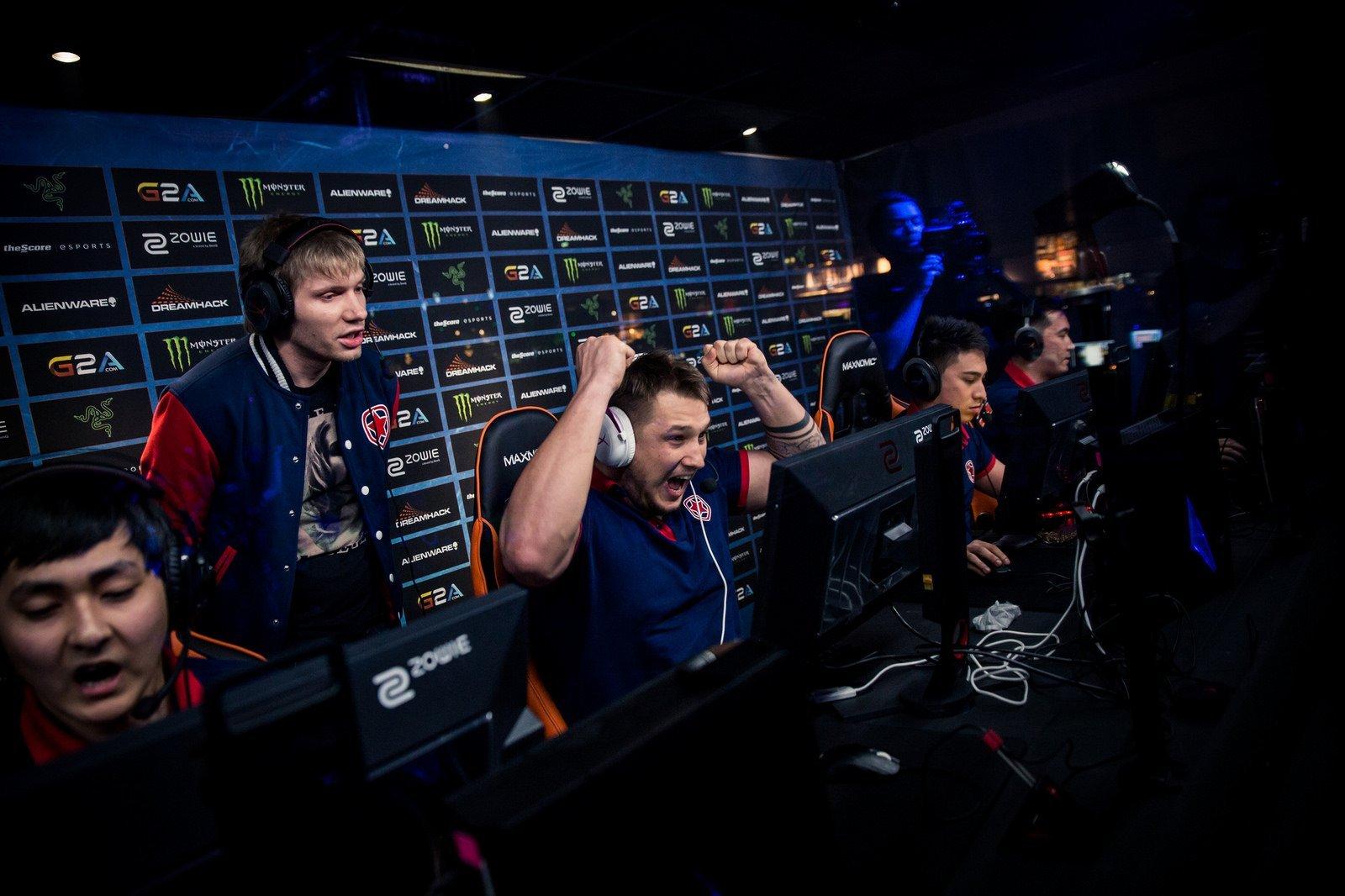 Natus Vincere - Gambit Esports