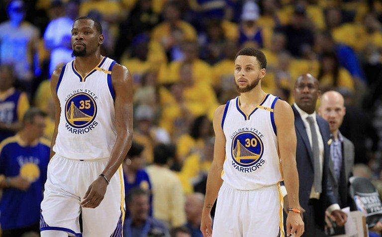 «Голден Стэйт» стал первым финалистом плей-офф НБА