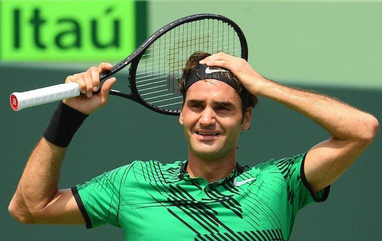 Федерер выбыл соткрытого теннисного турнира вШтутгарте