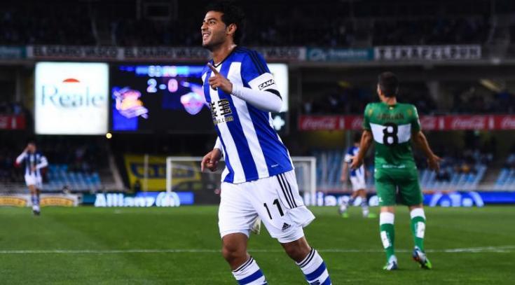 Леванте дома разгромил Реал Сосьедад