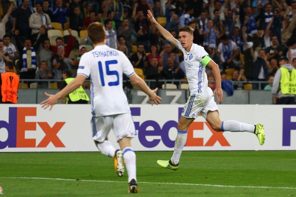 Головна зірка Динамо не зіграє в Лізі Європи проти Партизана