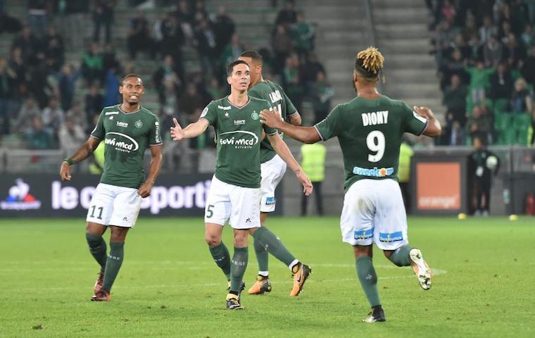 «Сент-Этьен» оступился вдомашнем матче с«Монпелье»