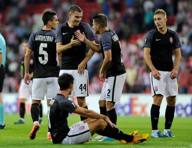 «Зоря» програла внайважливішому матчі Ліги Європи: відеоогляд
