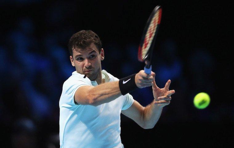 Димитров обыграл Тима наИтоговом чемпионате ATP встолице Англии