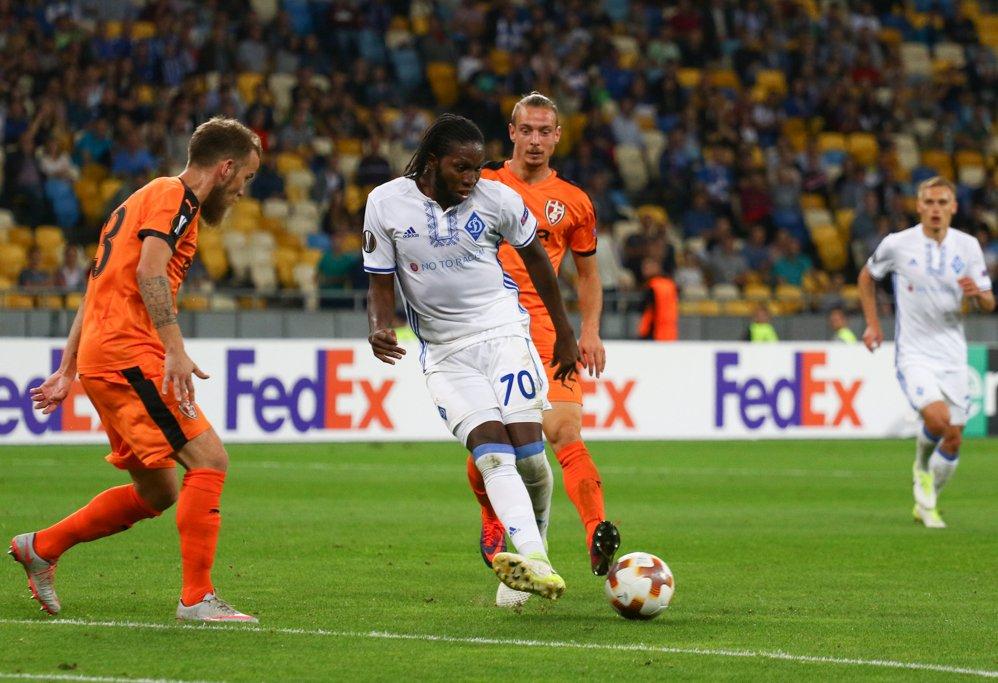 Динамо отправилось вАлбанию наматч Лиги Европы против Скендербеу