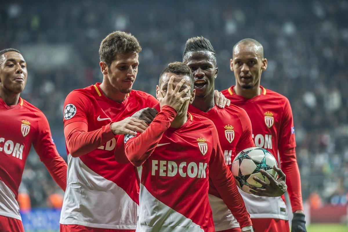 «РБЛейпциг» навыезде разгромил «Монако»