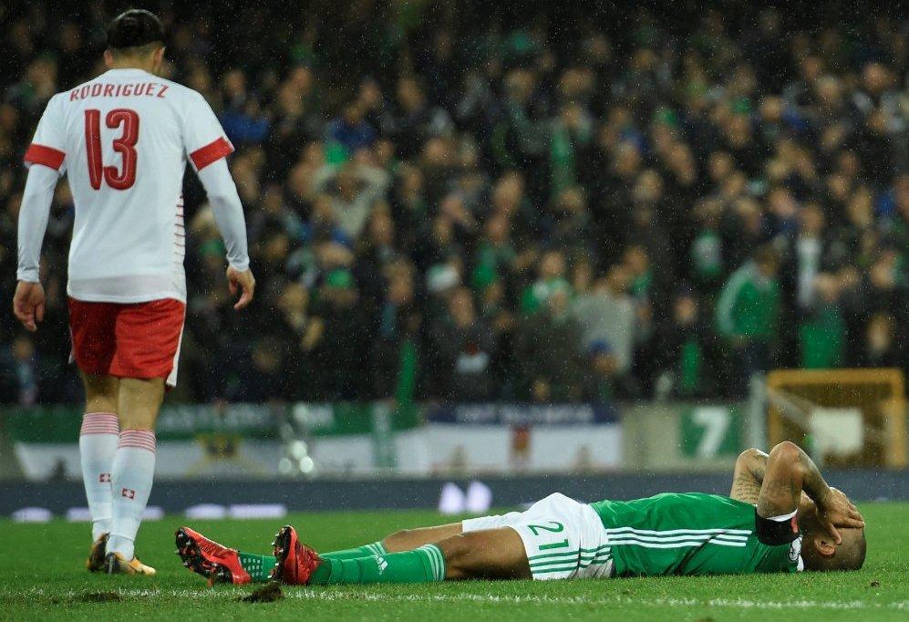 Швейцария— Северная Ирландия: когда матч игде смотреть