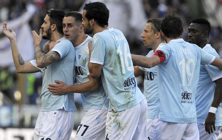 «Лацио» разгромил «Удинезе» вперенесенном матче чемпионата Италии
