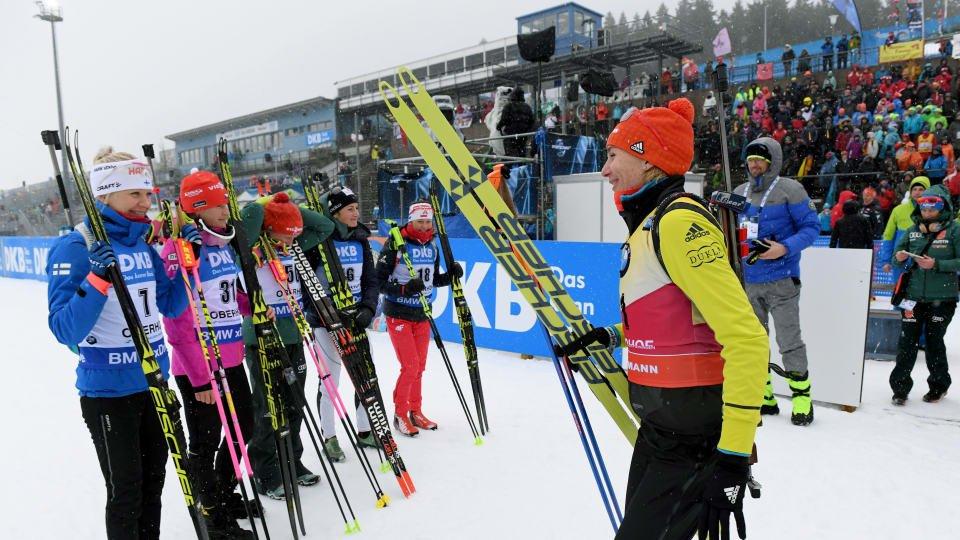 Україна завоювала сенсаційну медаль наКубку світу з біатлону