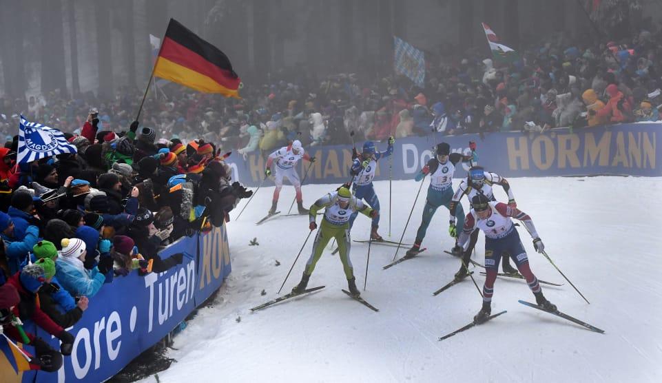Україна на 5-му етапі Кубка світу з біатлону: результати чоловічої естафети
