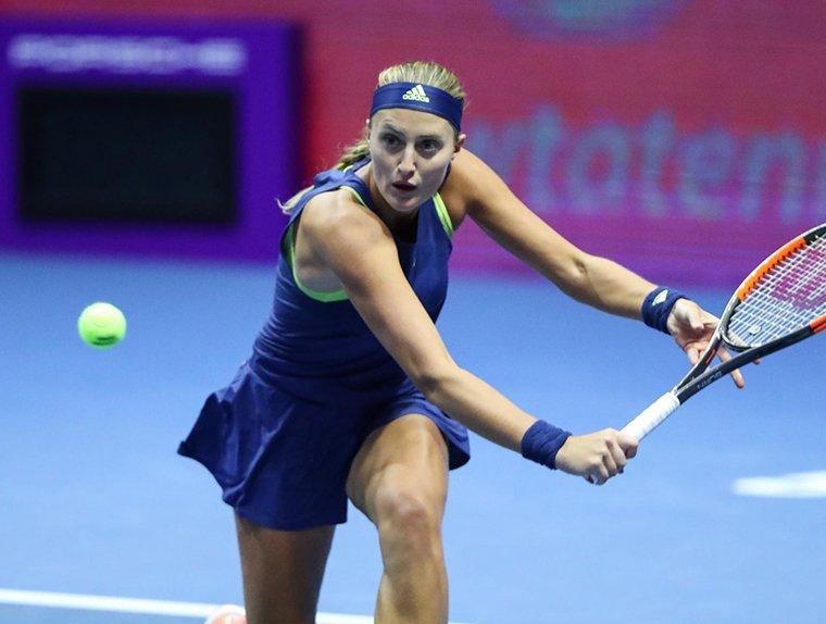 Чешская теннисистка Квитова выиграла турнир WTA в северной столице