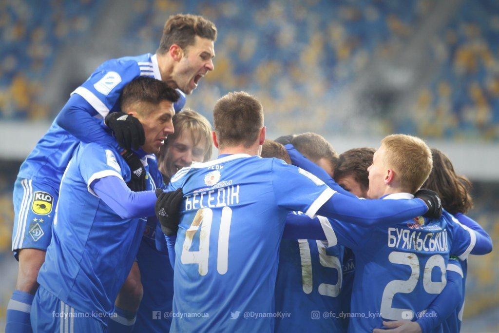 Учетвер матч Ліги Європи «Лаціо»— «Динамо» обслужить словак Іван Кружляк