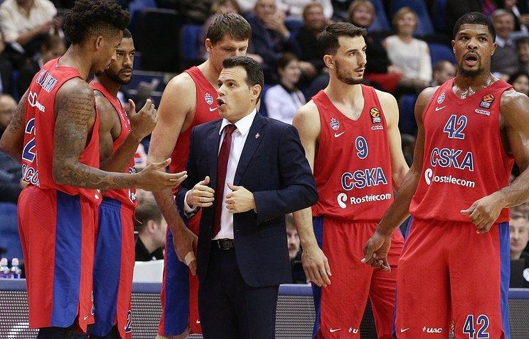 «Финал четырех» Евролиги-2018/19 состоится вВитории— Баскетбол
